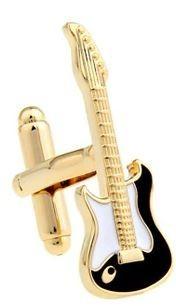 Guitar Cufflink