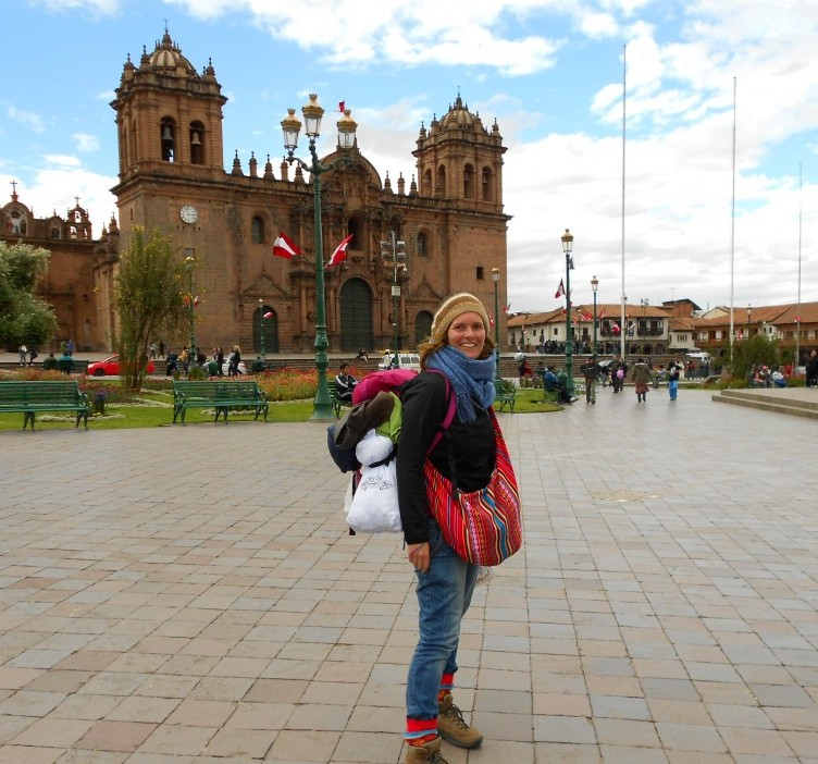 Cusco, Peru. The place you want to visit