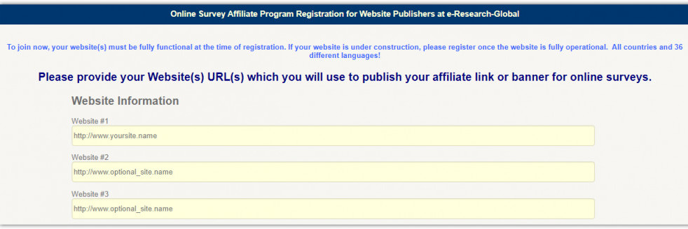 what is e-research-global-An image of the affiliate's form