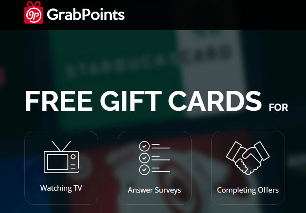 How to get paid for watching videos-An image of GrabPoints