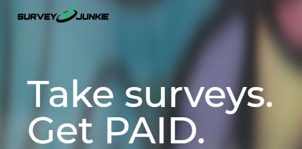 Online Surveys that pay money-An image of Survey Junkie