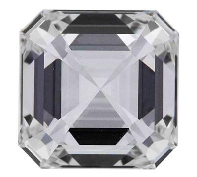 Asscher Cut Diamond