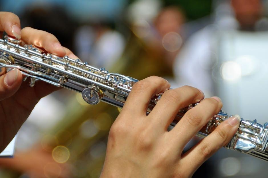 flute fingers