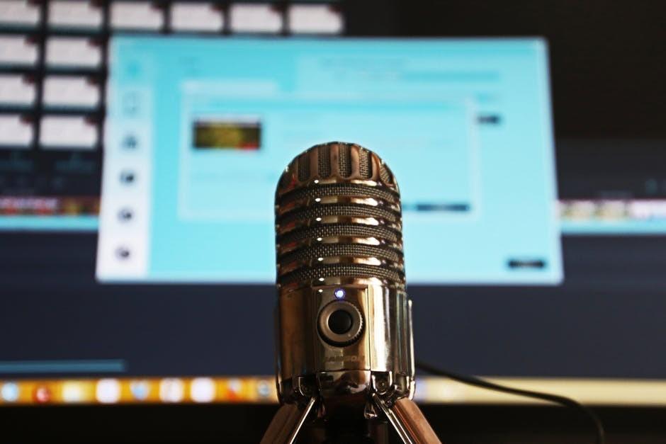 best free audio recording mics