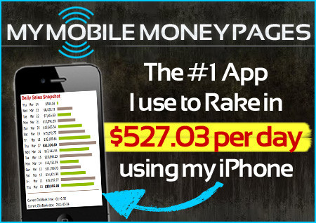 What is My Mobile Money Pages?
