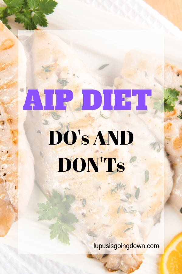 AIP Diet Do's and Don'ts