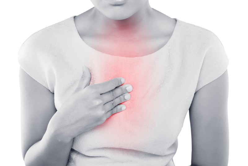 GERD is one of the common lupus digestive problems
