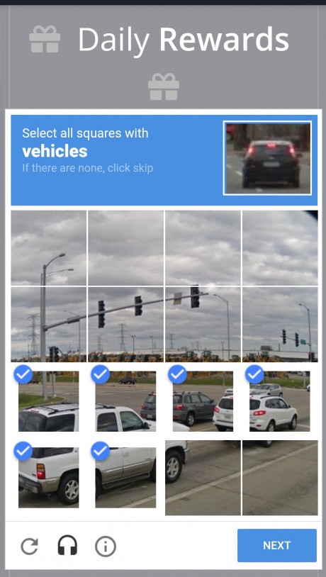 How to PTC - Example of Captcha Pic