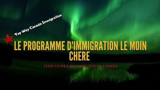 Le Programme D'immigration le moin chere
