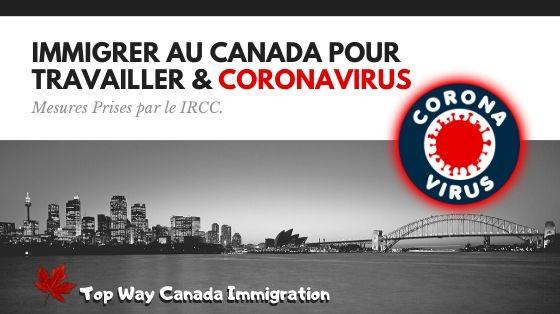 Immigrer au Canada Pour Travailler