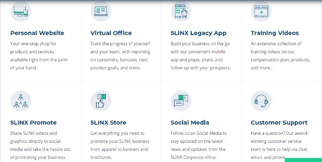 5Linx Tools For Success