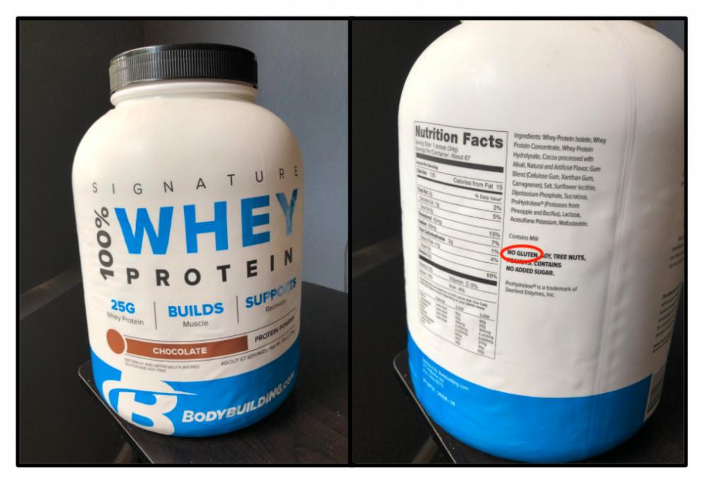 Is Protein Powder Gluten Free? - Celiac Awareness