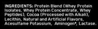 What's In Protein Powder - The Secret Ingredients