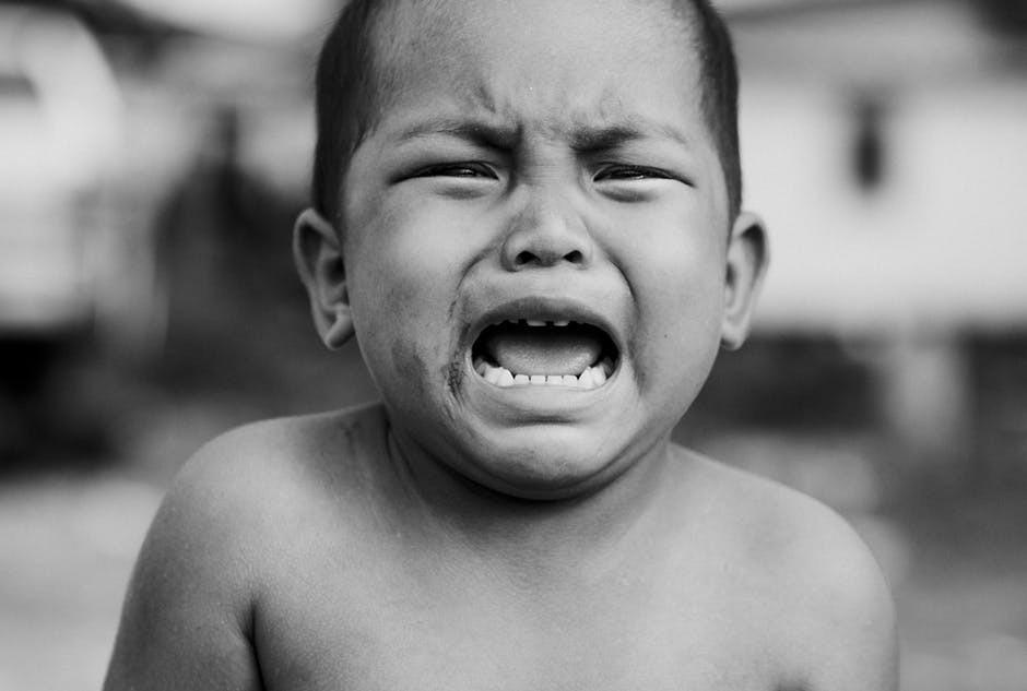 Emotional deprivation in children
