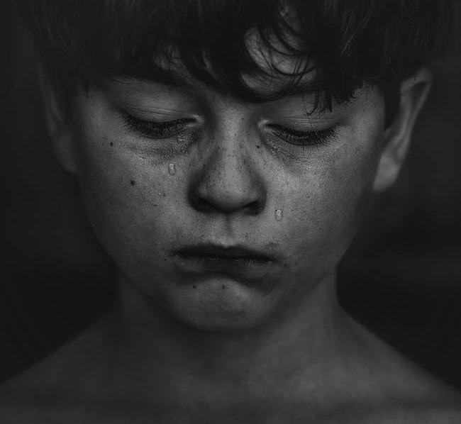 stress of children