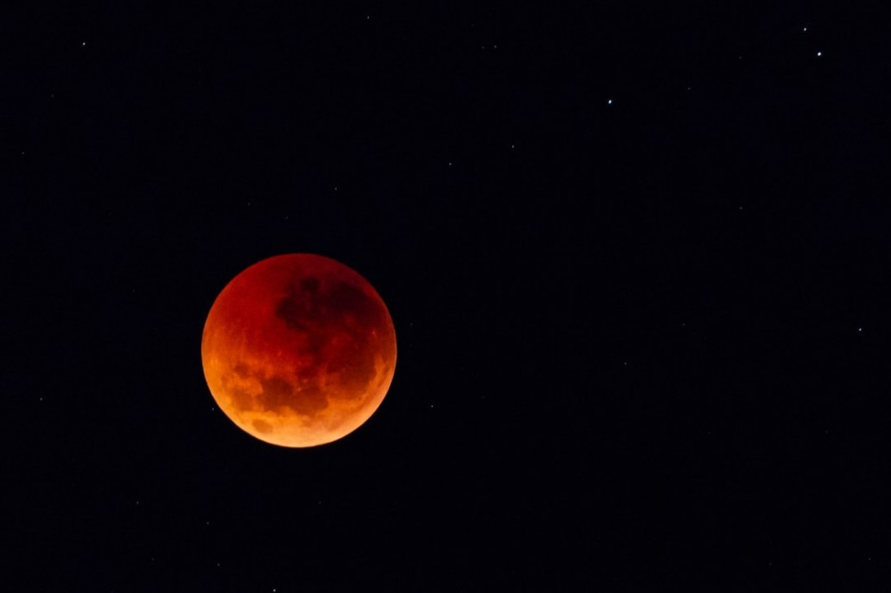 A lunar eclipse also causes a lot of superstitious beliefs about the eclipse.