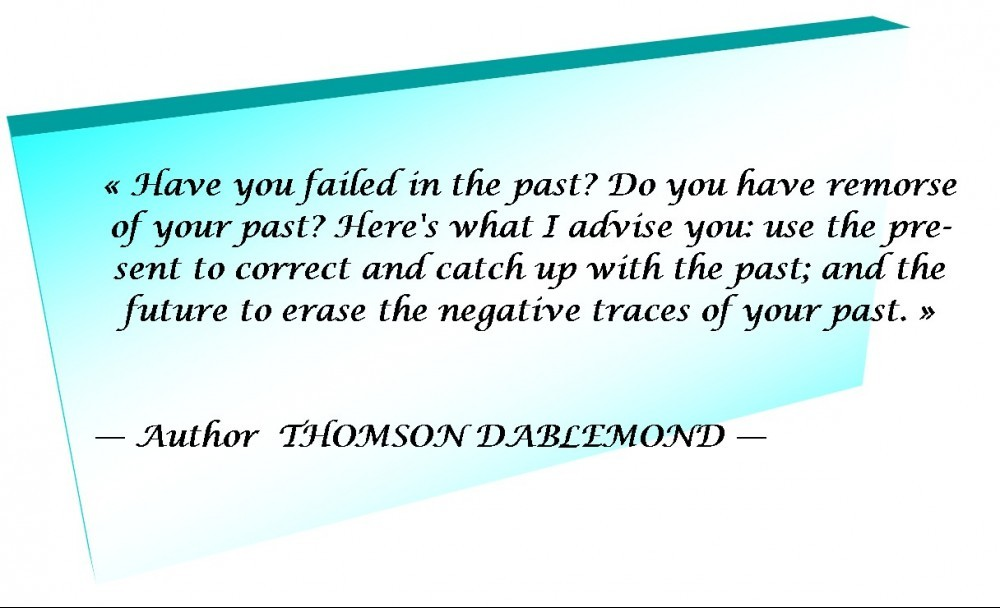 erase negative thoughts