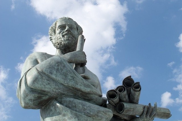 Socrates represents a landmark of the Philosophy of Ancient Greece
