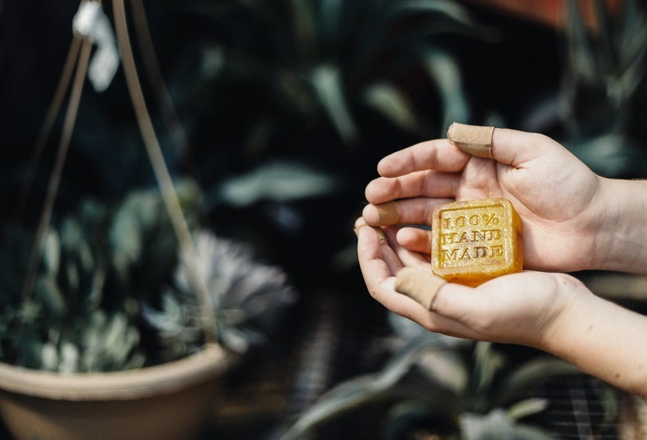 The Benefits of Natural Soap