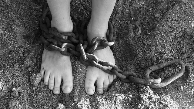 Enslaved definition