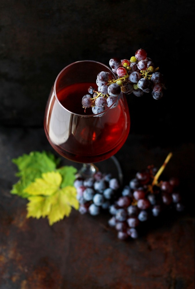 Steps For Making Wine From Grapes