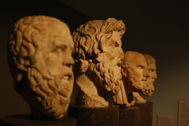 For many, the philosophy of ancient Greece philosophy is the philosophy par excellence.