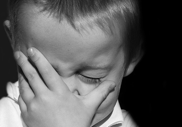 A Positive or Negative Event Can Cause Anxiety and Stress in Children