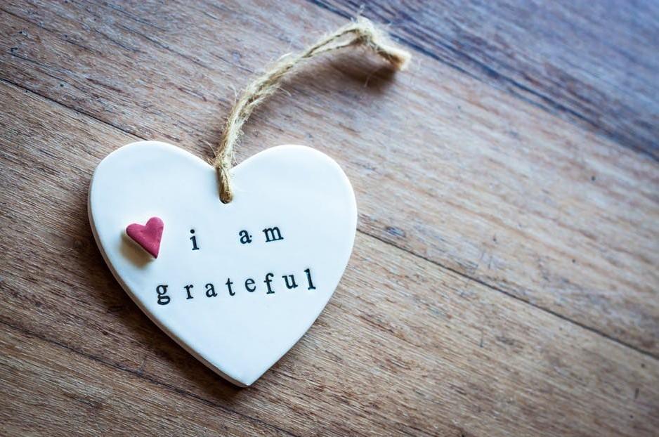 Feeling of Gratitude