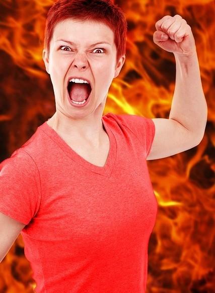 Anger Will Kill You