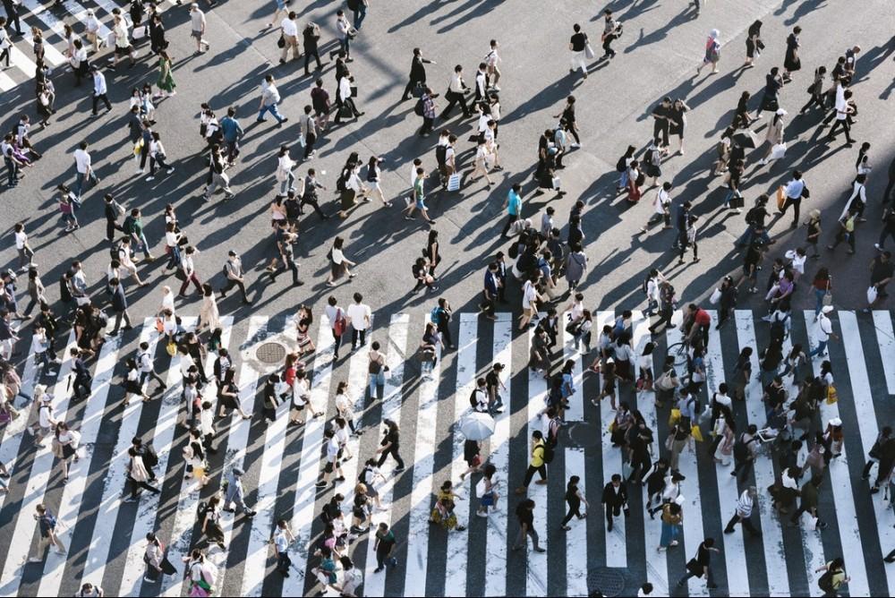 Foot Traffic Image