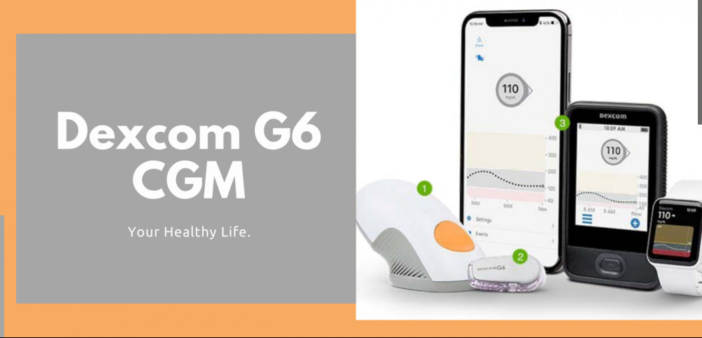 Dexcom G6 CGM Review-How to Operate The G6 System.