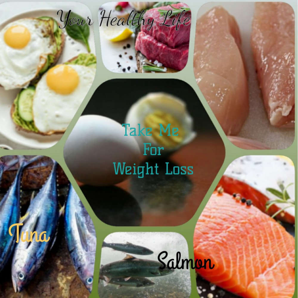 List of Protein Foods and Weight Loss by Akon