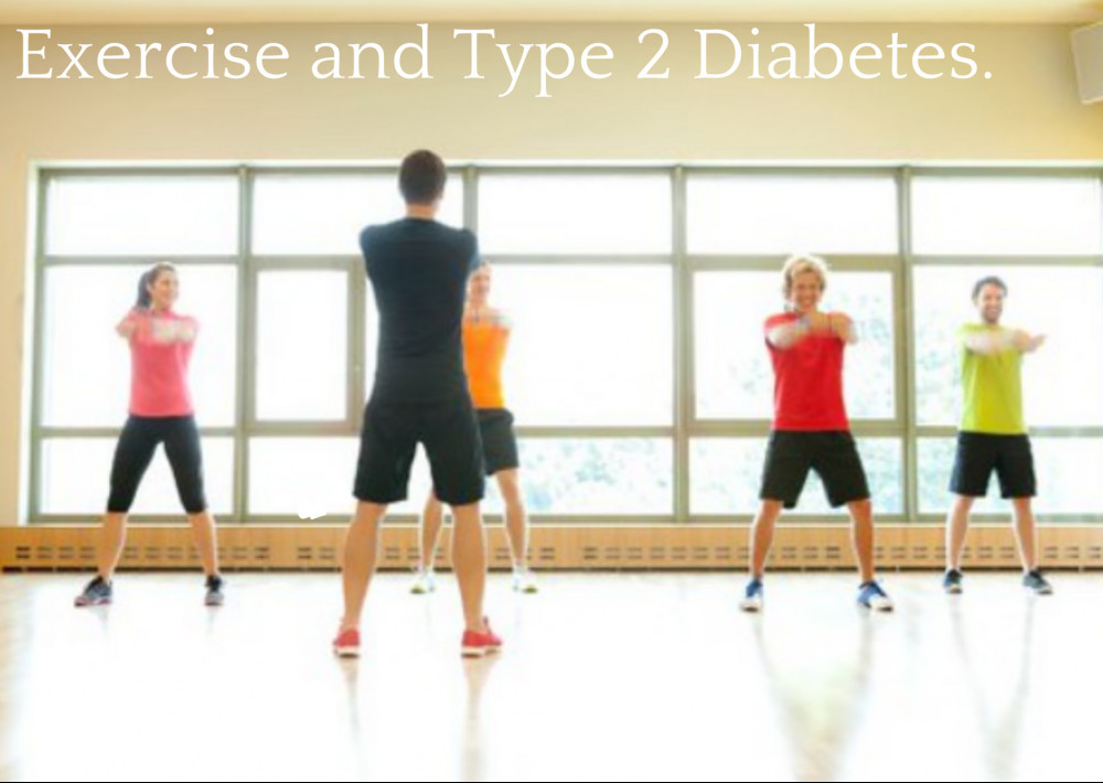 Best Exercises for diabetes type 2 patients by Golda.