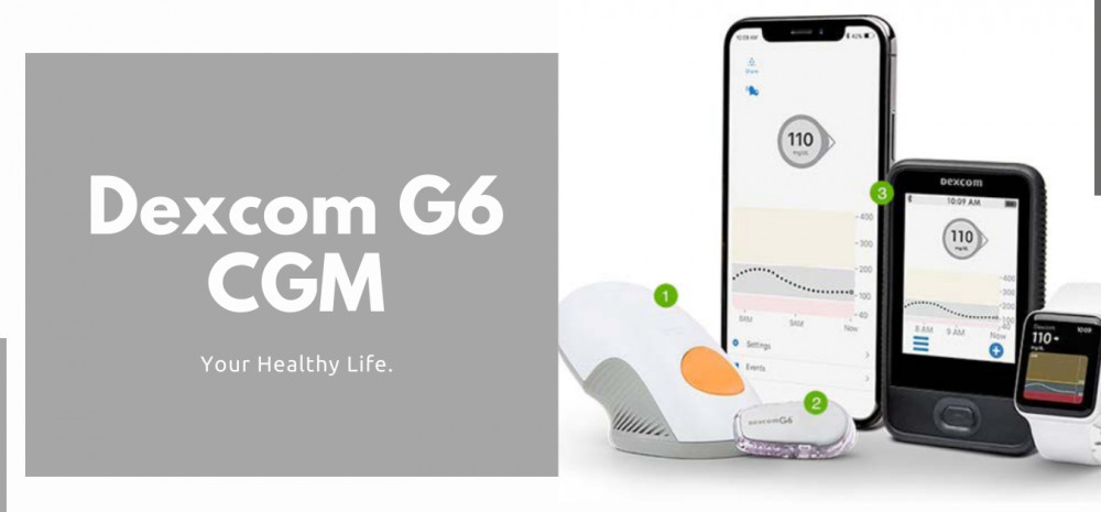 Dexcom G6 Reviews-Pros and Cons.