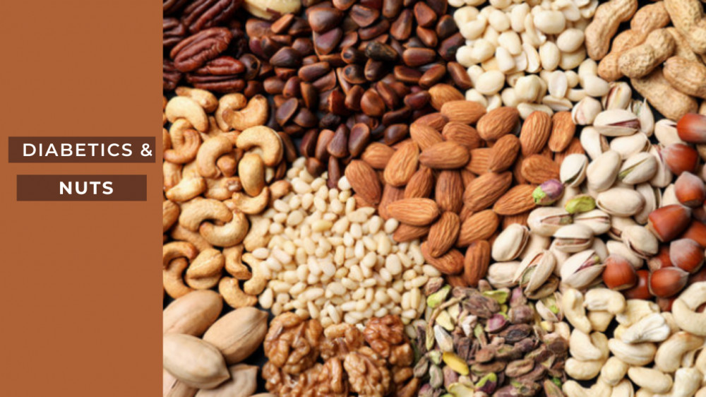 Are Nuts Good for Diabetics? by Shu Golda