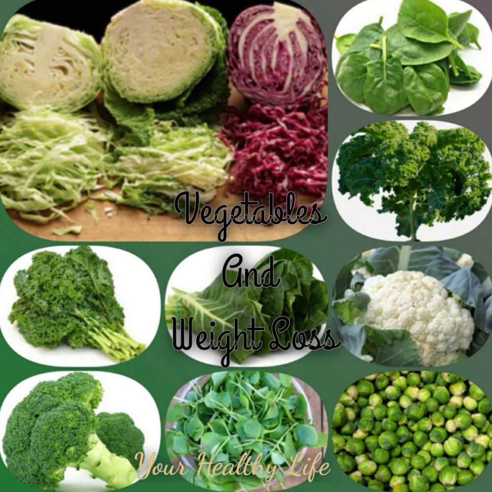 List of Vegetables and Weight Loss by Akon