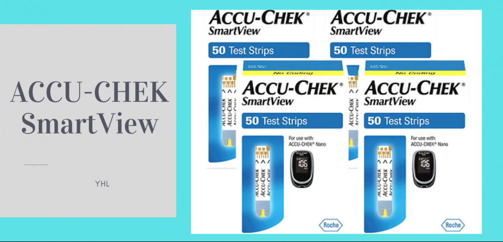 ACCU-CHEK SMARTVIEW REVIEW-Test Strips For Diabetics by Akon