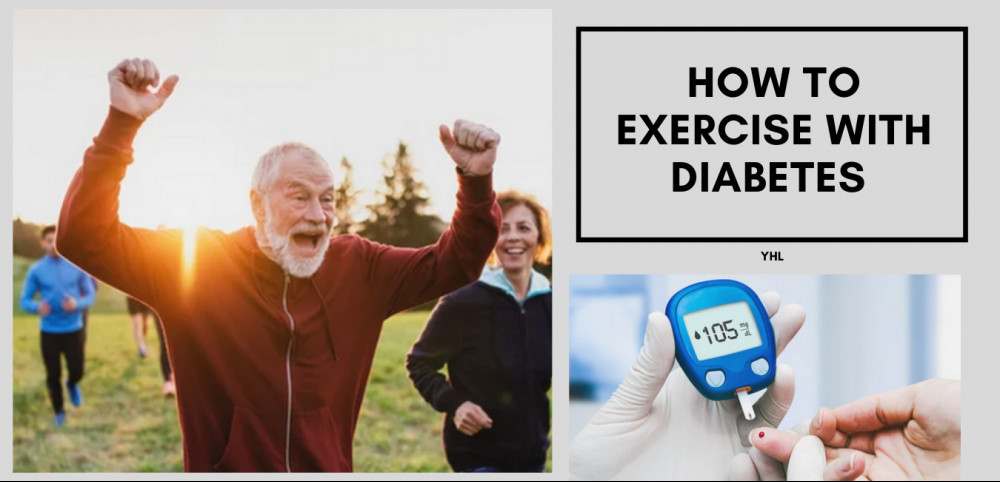 HOW TO EXERCISE WITH DIABETES TYPE 2 by Shu Golda