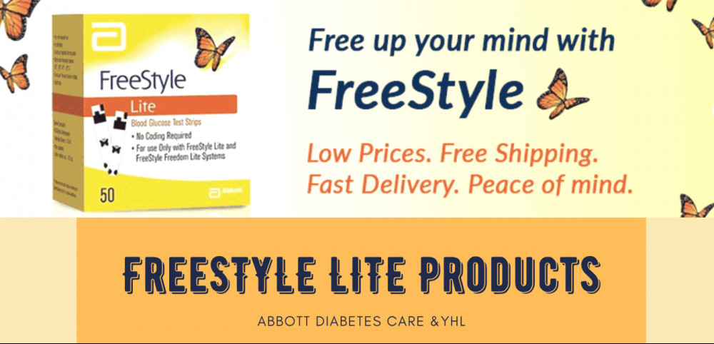 FREESTYLE LITE REVIEW-Test Strips And Glucose Meter.