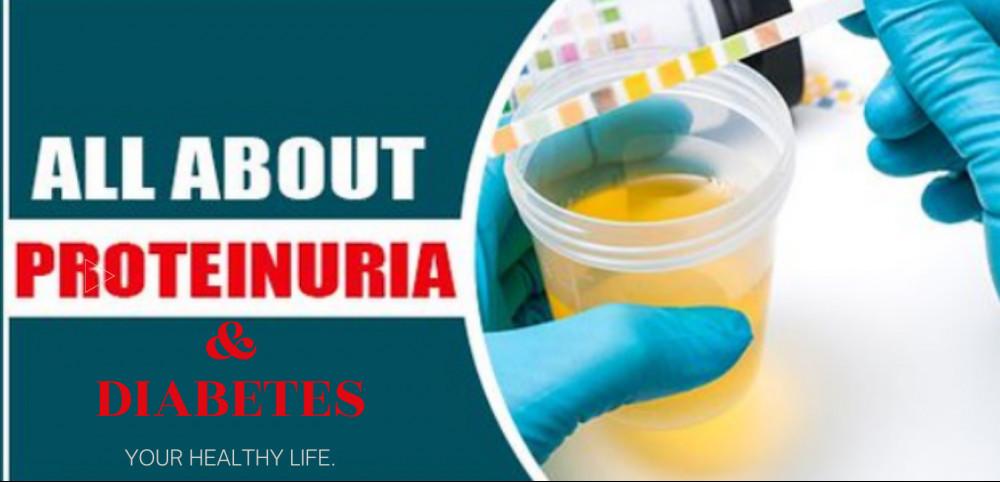 Proteinuria and Diabetes byShu Golda