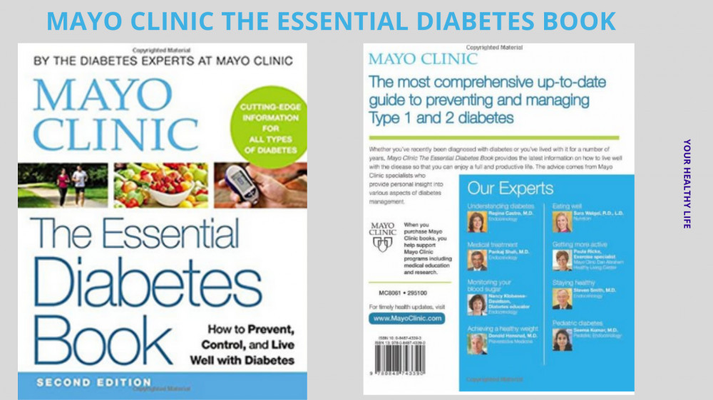 Mayo Clinic The Essential Diabetes Book Second Edition Review-Managing Type 2 Diabetes.