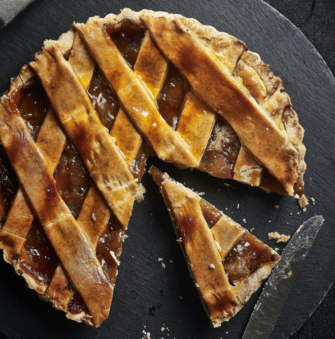 Who wouldn't want a slice of this pie?