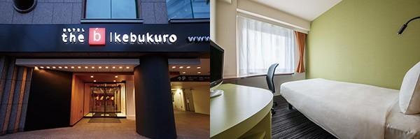 The b Tokyo Ikebukuro Hotel