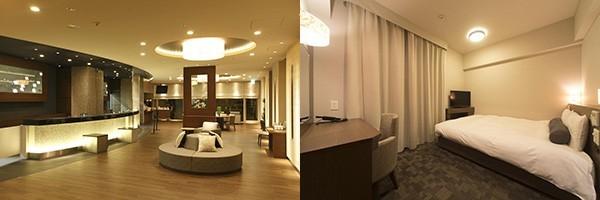 Dormy Inn Premium Shibuya-jingumae in Tokyo