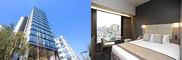 Hotel Keihan Tsukiji Ginza Grande in Tokyo