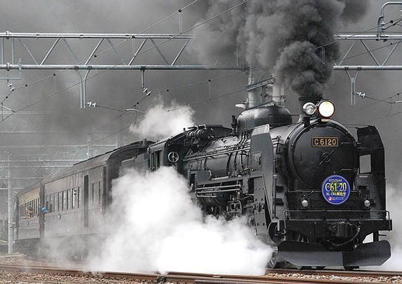 One Reason to Go to Japan Is to Experience Steam Train Trip