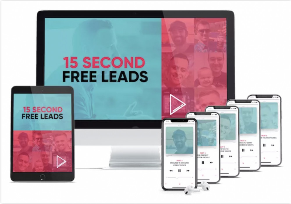 get free leads with tiktok