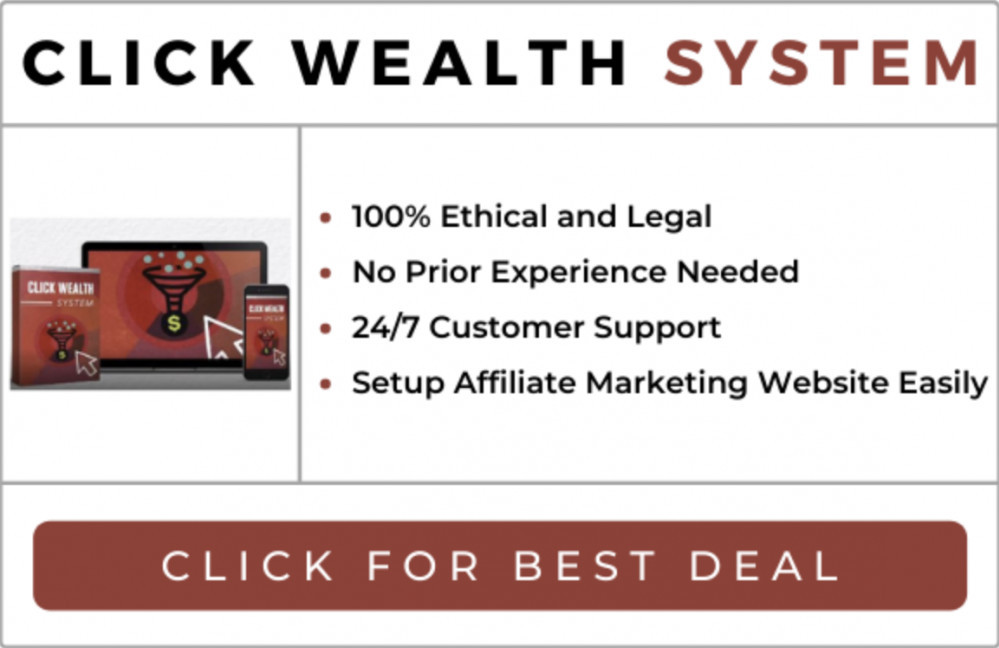 Click Wealth System - Review