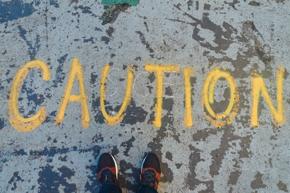 proceed with caution - affiliate marketing