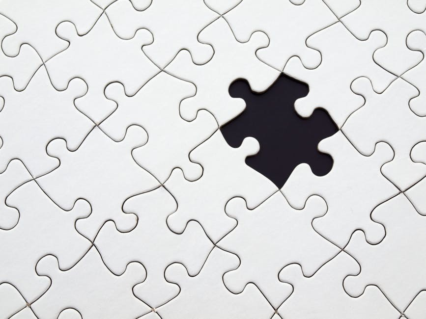 perfect fit - affiliate marketing for beginners, missing puzzle piece
